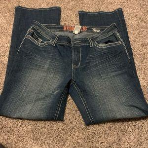 Hydraulic Jeans - Hydraulic Slim Boot Jeans